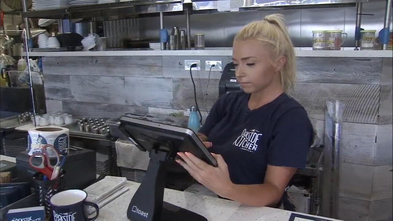 Hot weather means big business at the Jersey shore