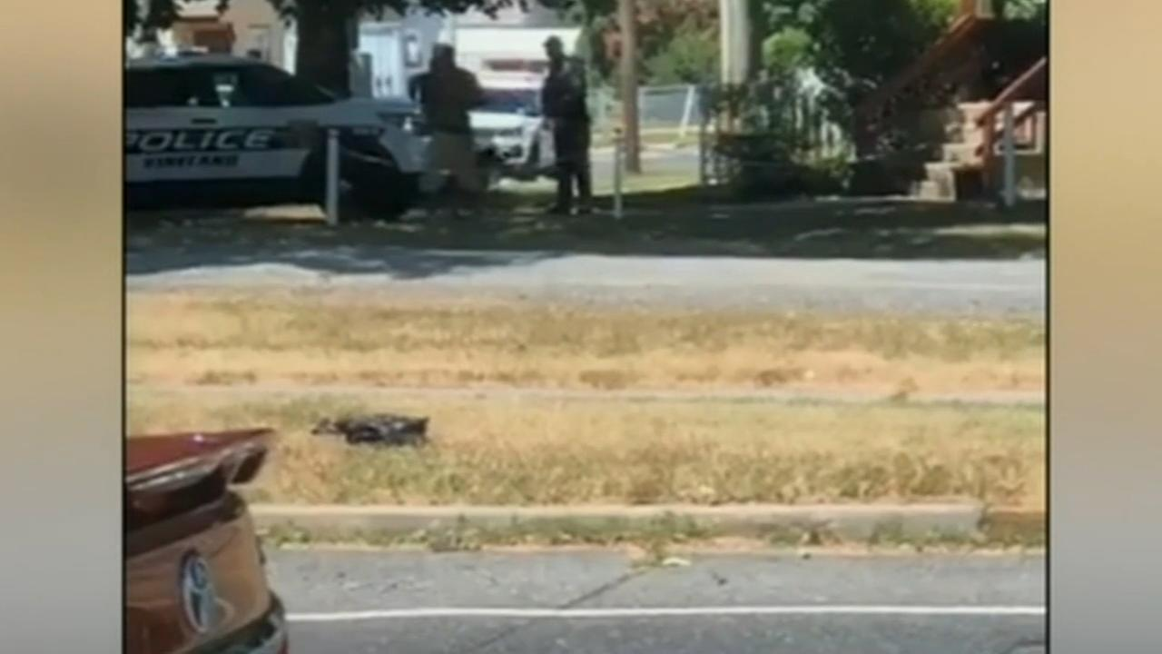 Vineland police-involved shooting captured on video