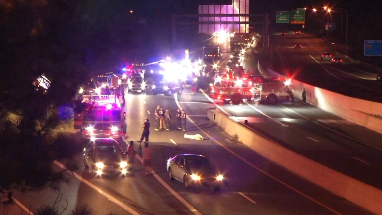 Motorcyclist killed on Route 1