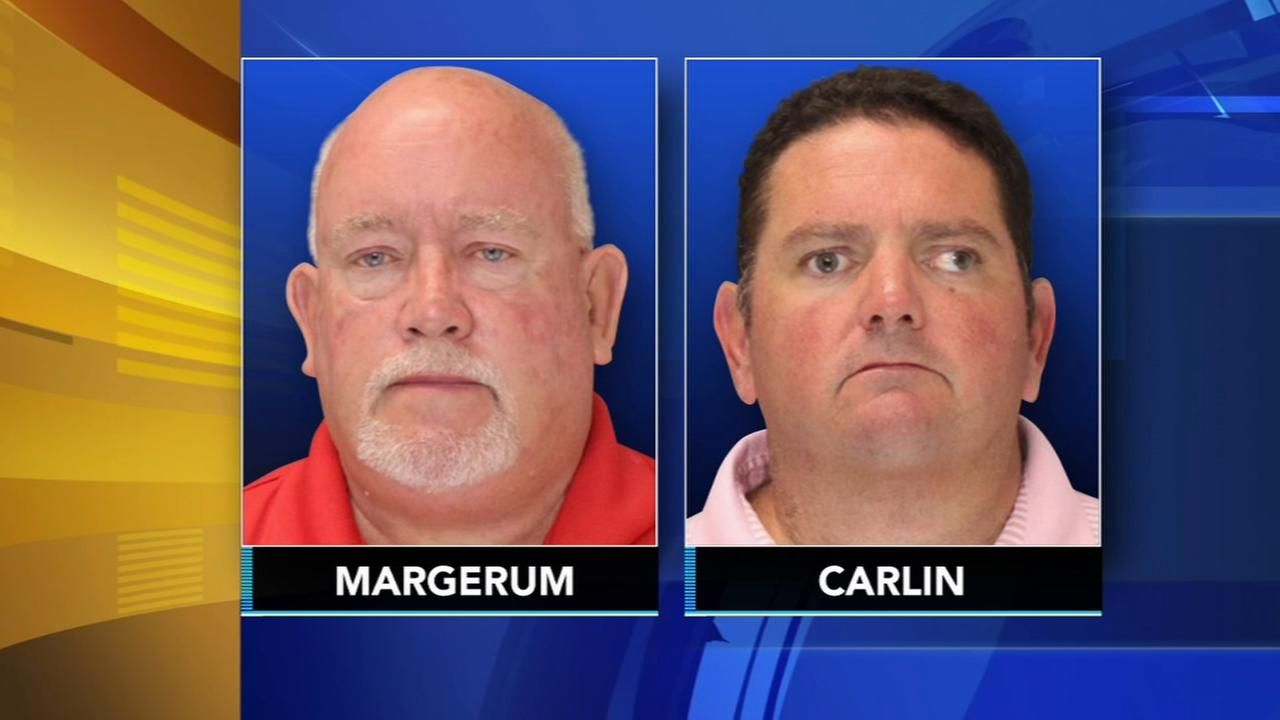 Falls Township Fire Co. presidents charged with stealing funds