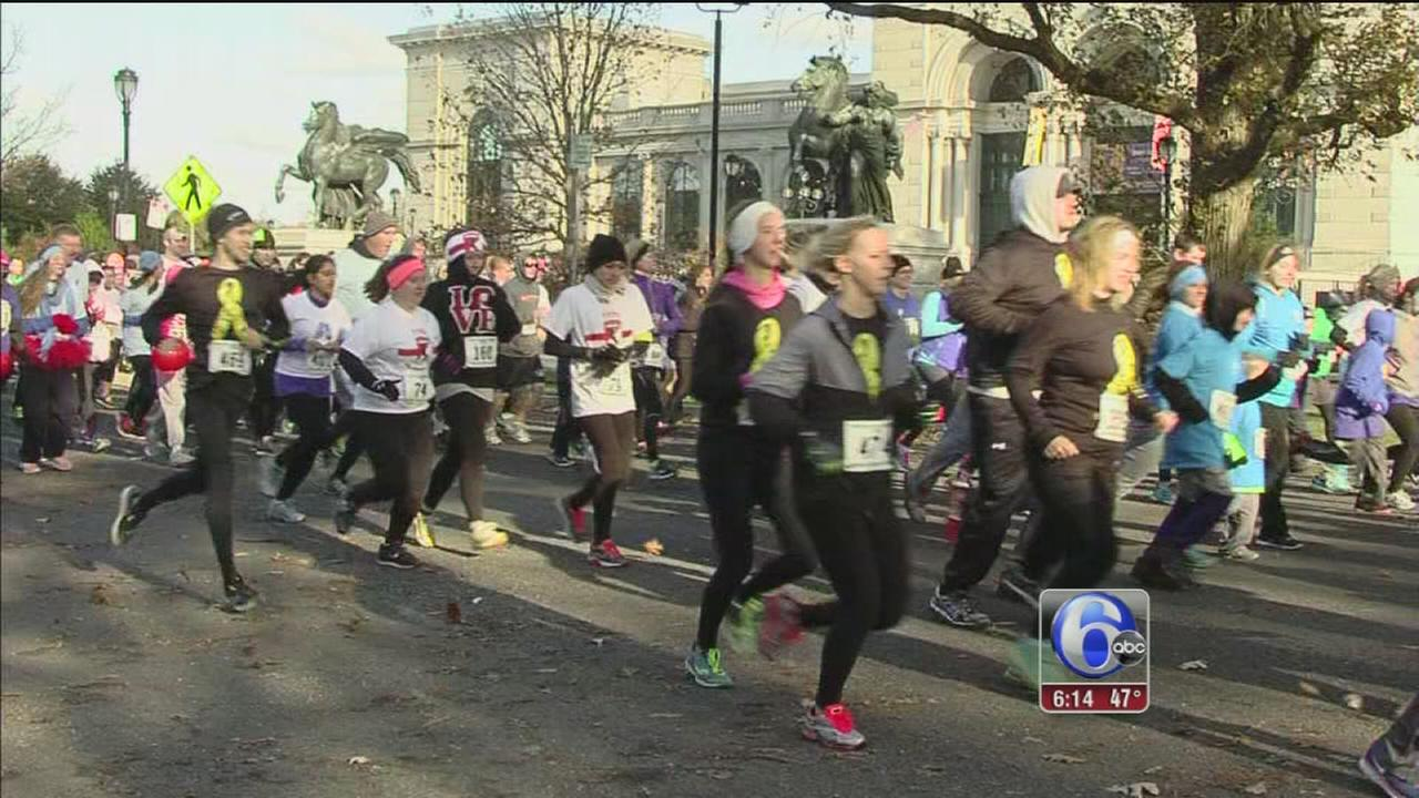 VIDEO: Free to Breathe 5K Run and Walk