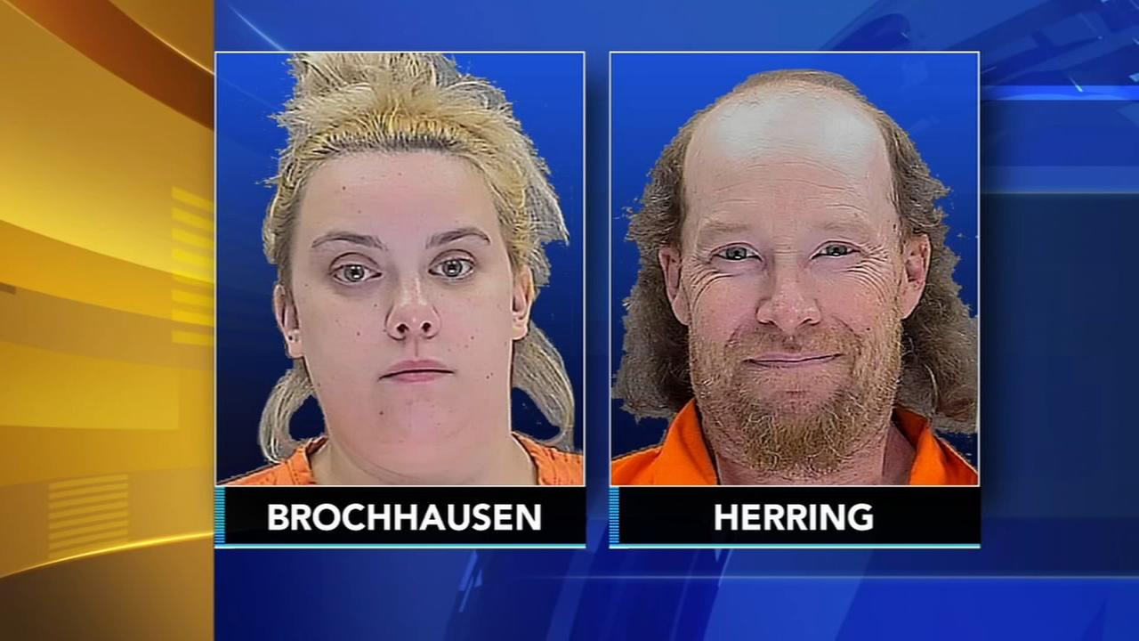 Parents charged in infants death