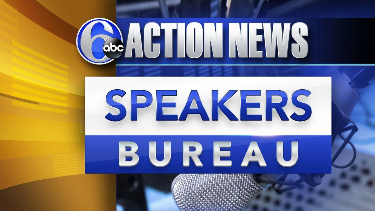 6abc Speakers Bureau Request Form
