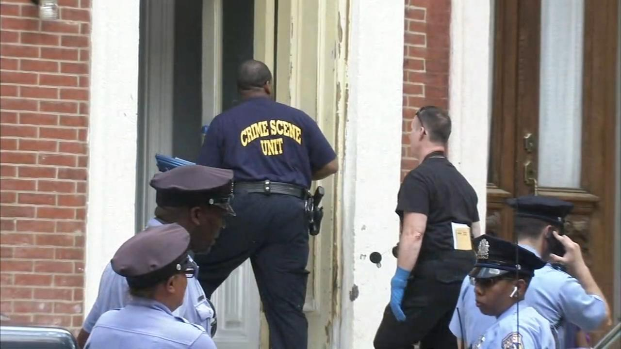 Body found wrapped in plastic in Spring Garden home