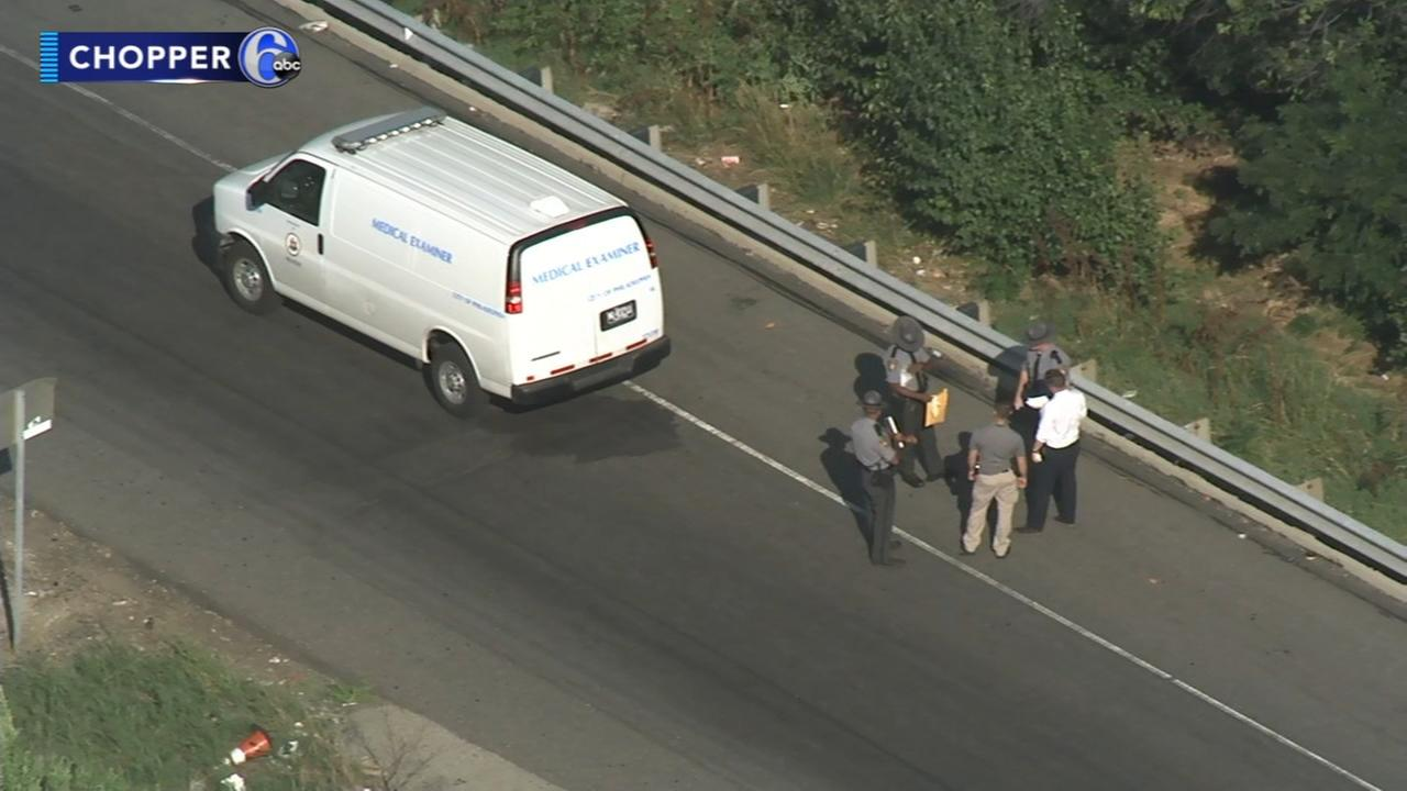 Body found on I-95 off ramp