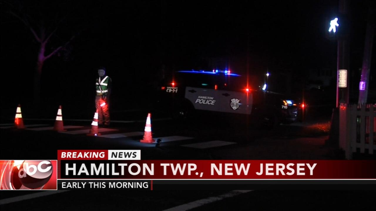 Teen struck by vehicle in Hamilton Twp., N.J.