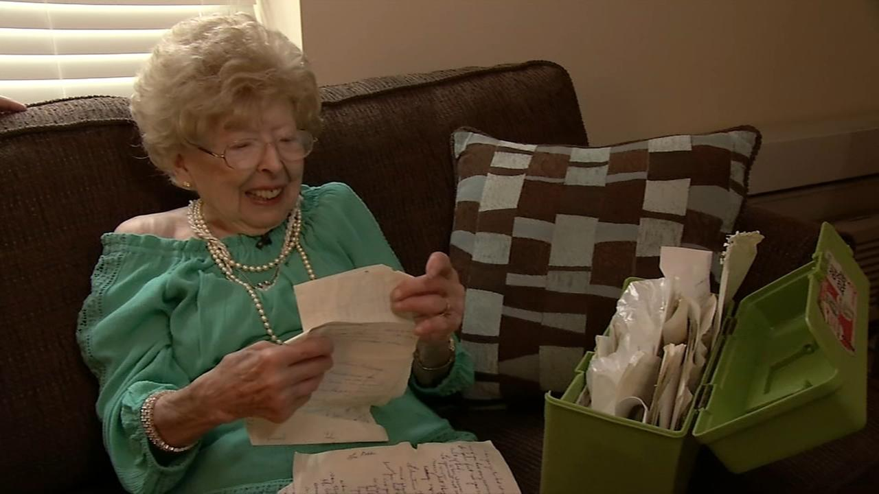 Art of Aging: 102-year-old woman shares poetry with others