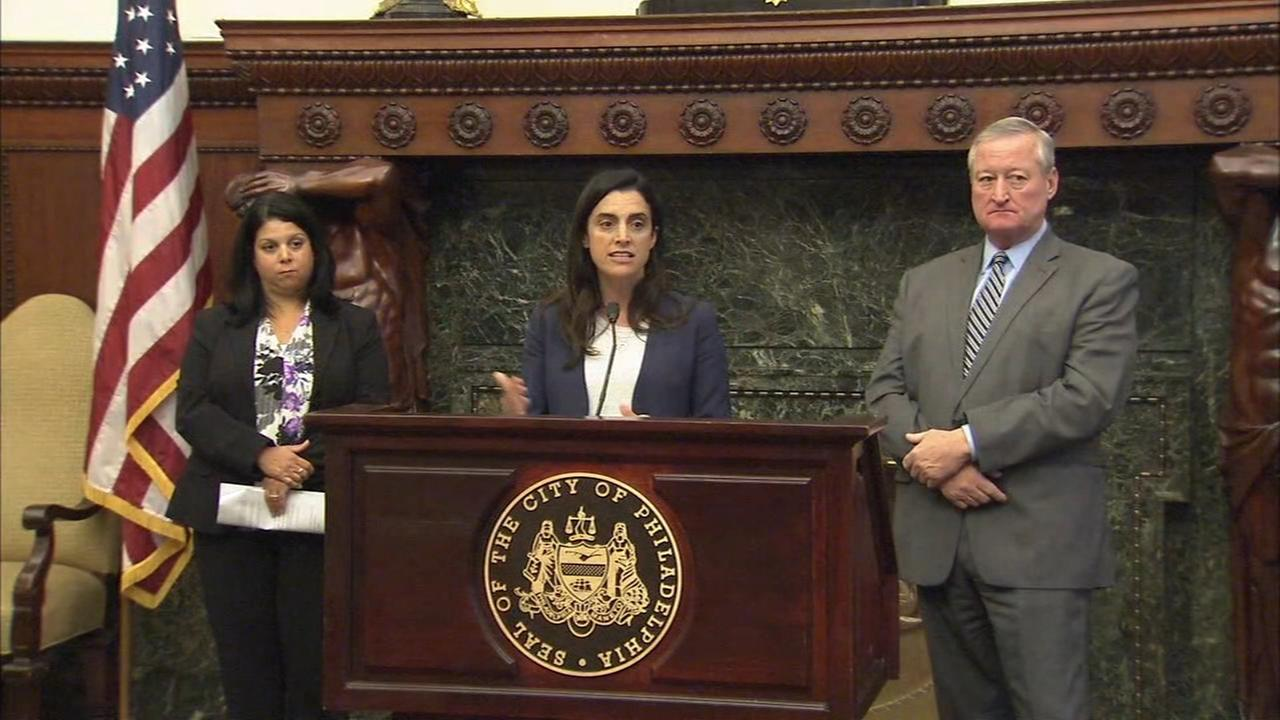 New sexual misconduct policies for Phillys city workers