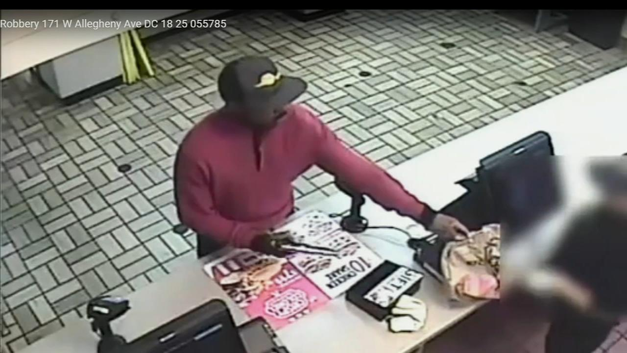 Robbery attempt foiled by register key