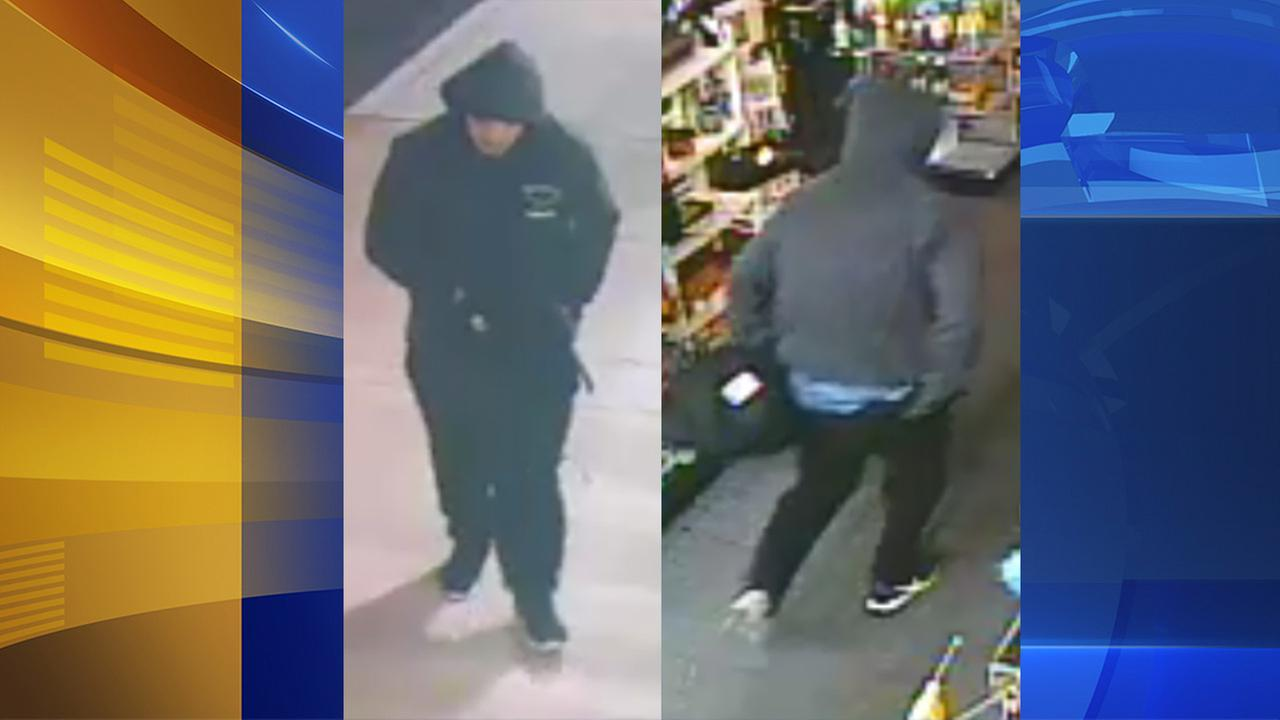 Police: Suspects sought for pharmacy burglary in Bensalem