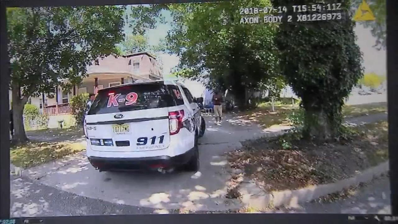 Bodycam footage from fatal Vineland police shooting released
