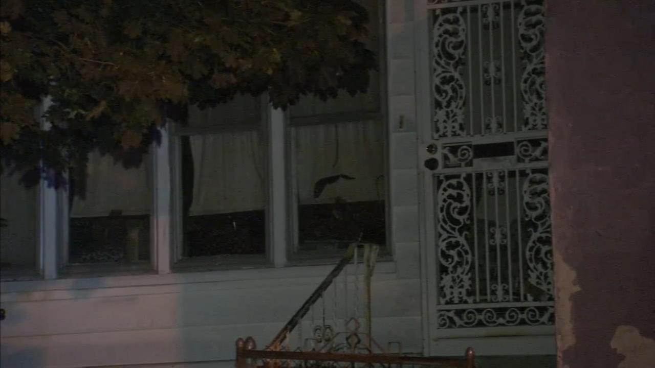 Elderly woman violated in West Phila. home