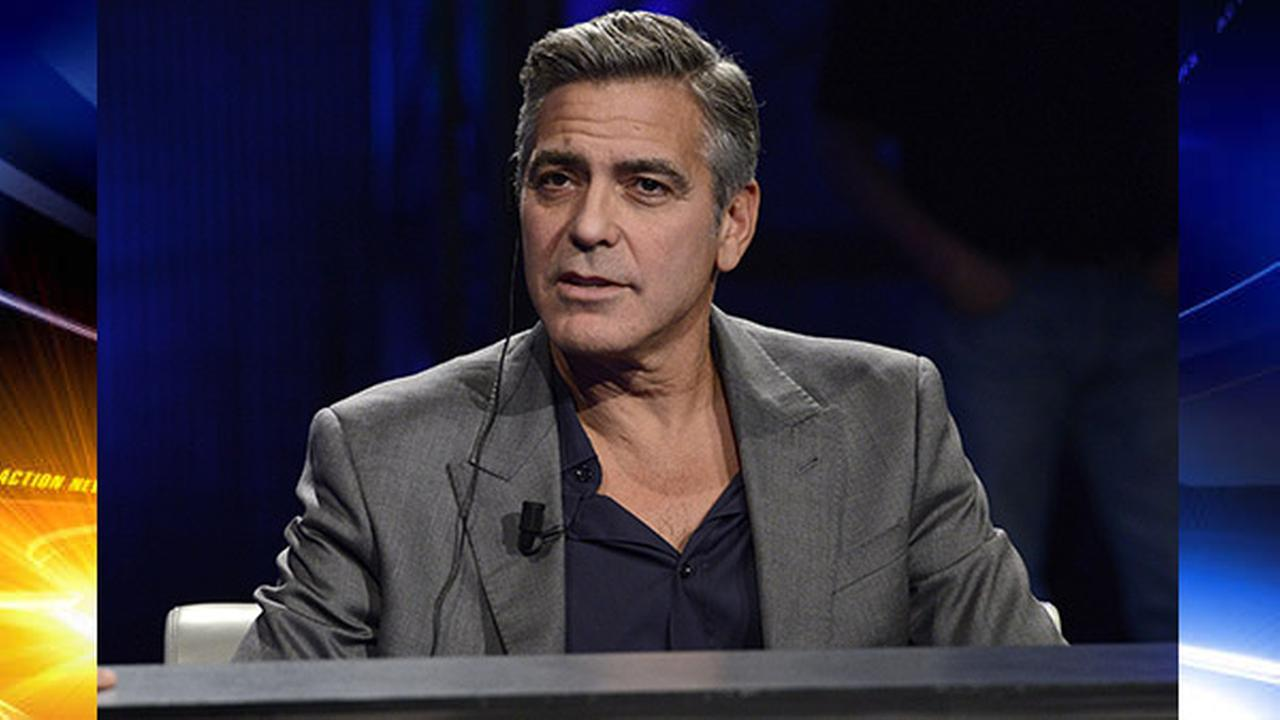 Clooney gives up serial romance for engagement