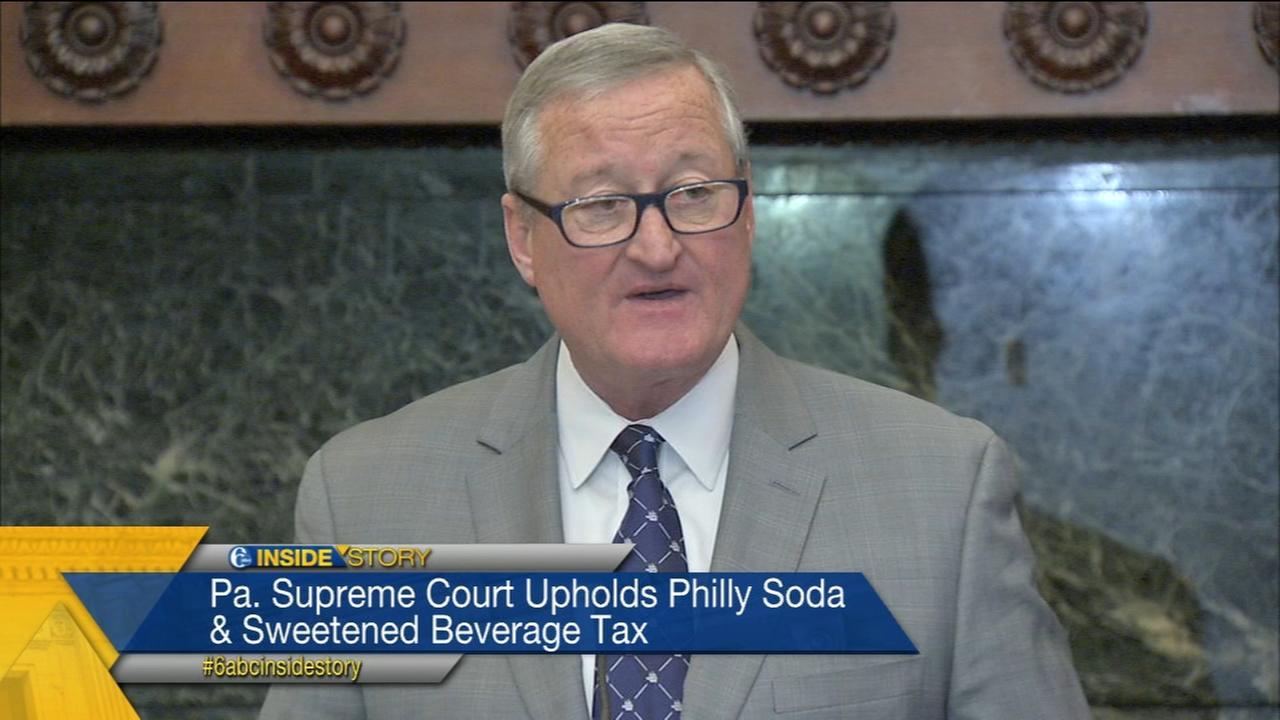 Inside Story (Pt. 1): Mayor Kenney gets a win in Soda Tax fight