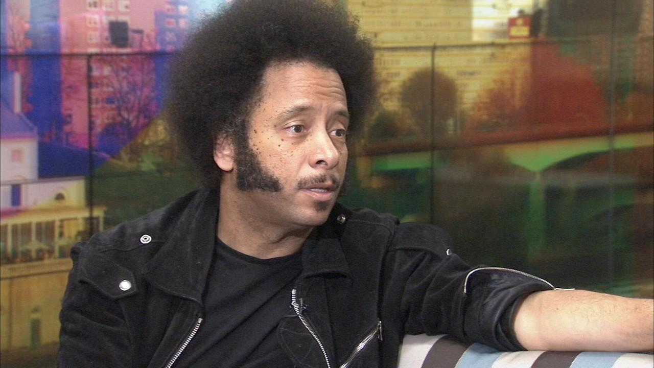 Boots Riley discusses directorial debut in Sorry to Bother You