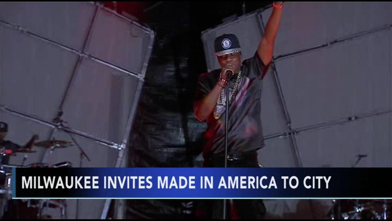 Milwaukee officials invite Jay-Z to bring festival to city