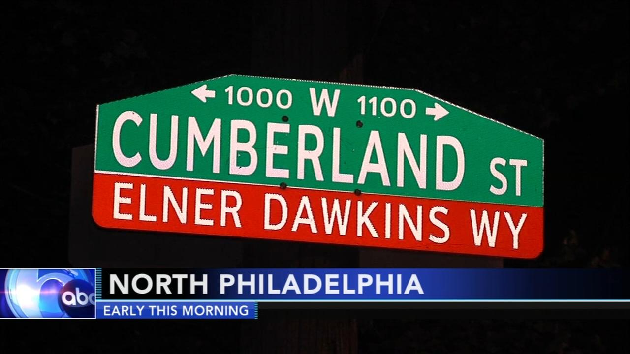 Teenager in serious condition following shooting in North Philadelphia