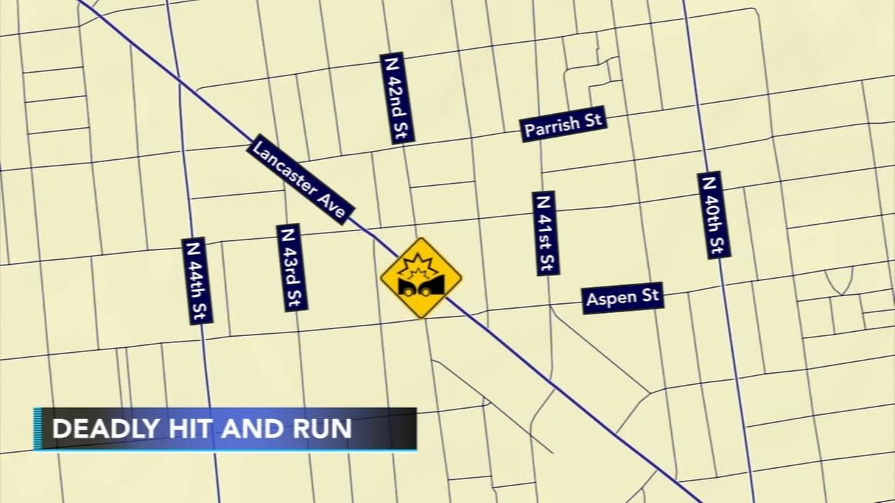 Investigation continues in deadly West Philadelphia hit-and-run