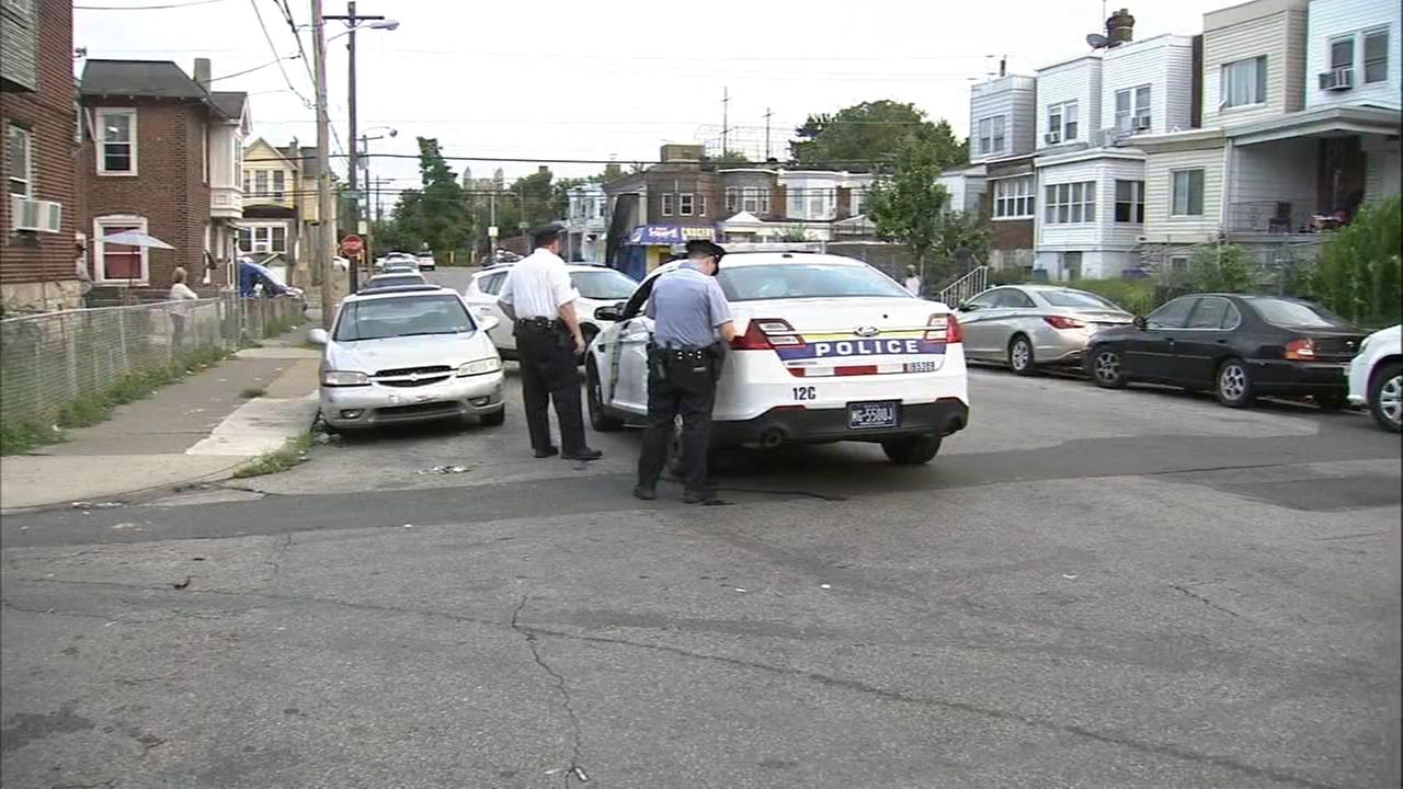 Teen critical following shooting in SW Philly