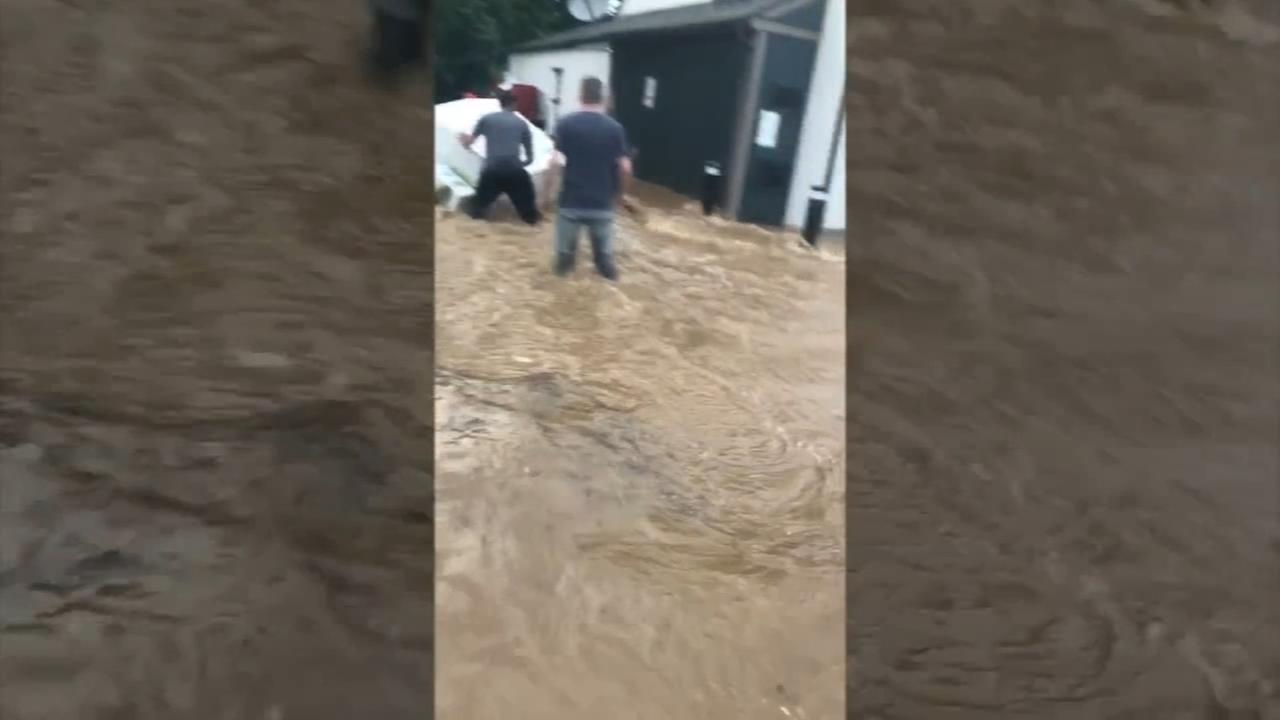 Flooding concerns in Chester County