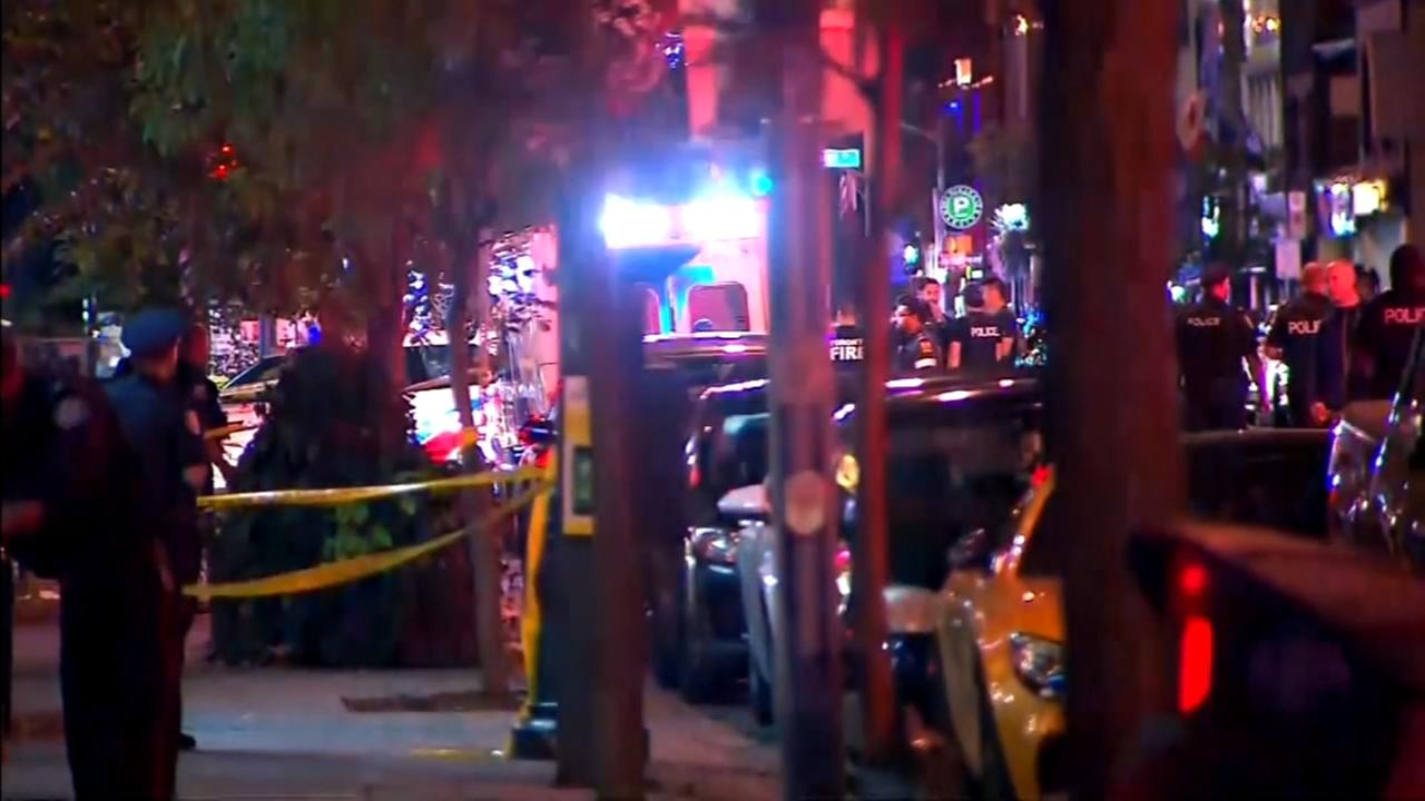 14 shot, 1 killed in Toronto shooting