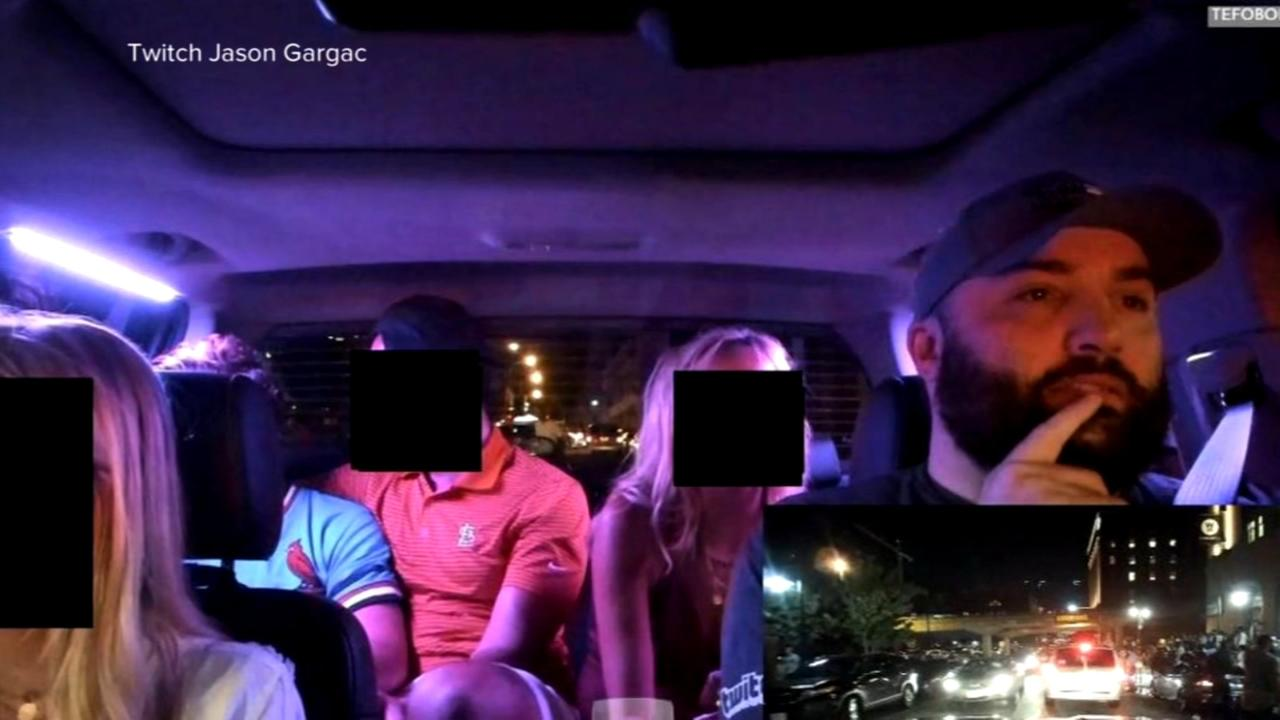 Uber, Lyft suspend driver who recorded passengers