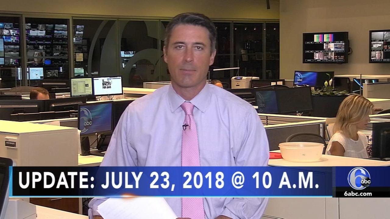 Action News 10am Update