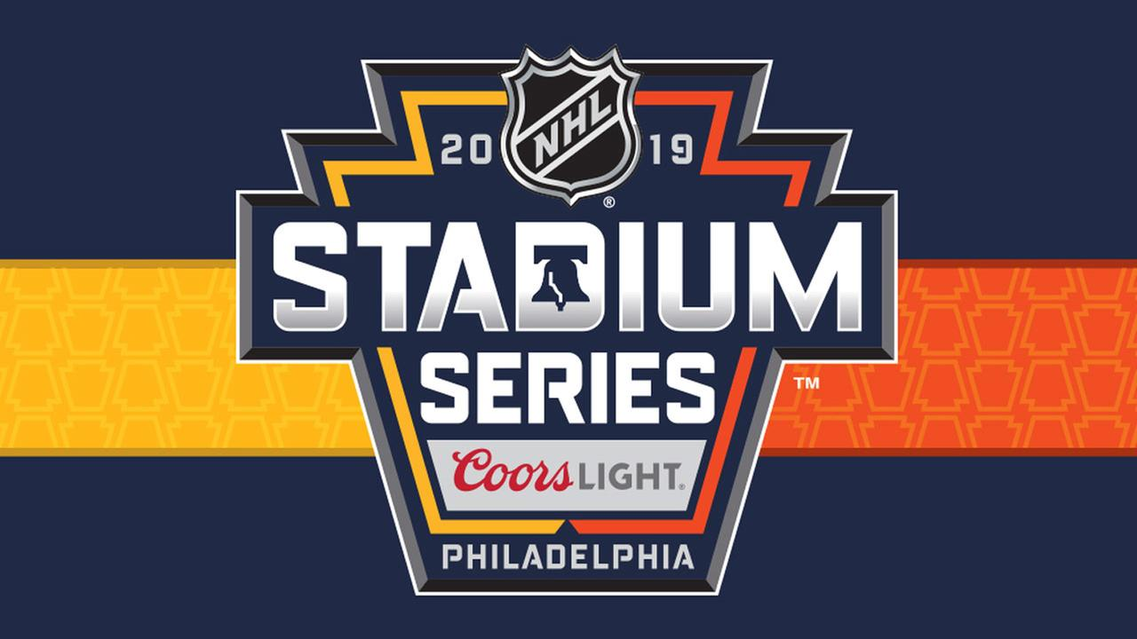 Logo unveiled for Flyers' Stadium Series game at the Linc