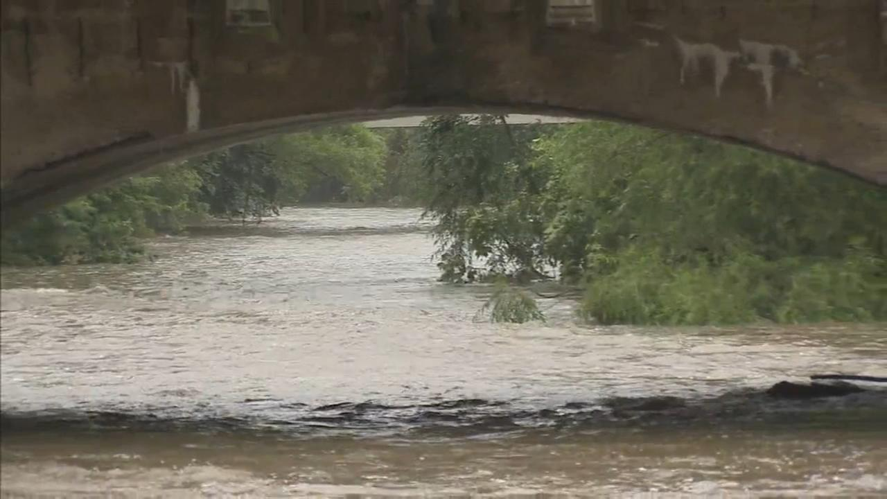 Storm causes flooding concerns in Chester Co.