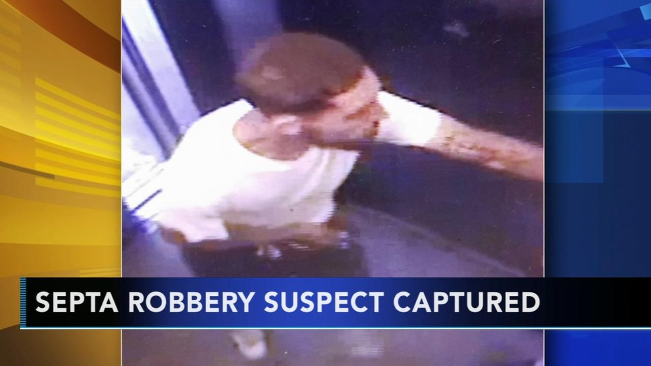 Suspect with knife robs man at SEPTAs Erie-Torresdale station