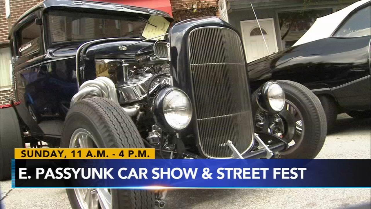 Weekend Action: East Passyunk car show, Bily Joel and more