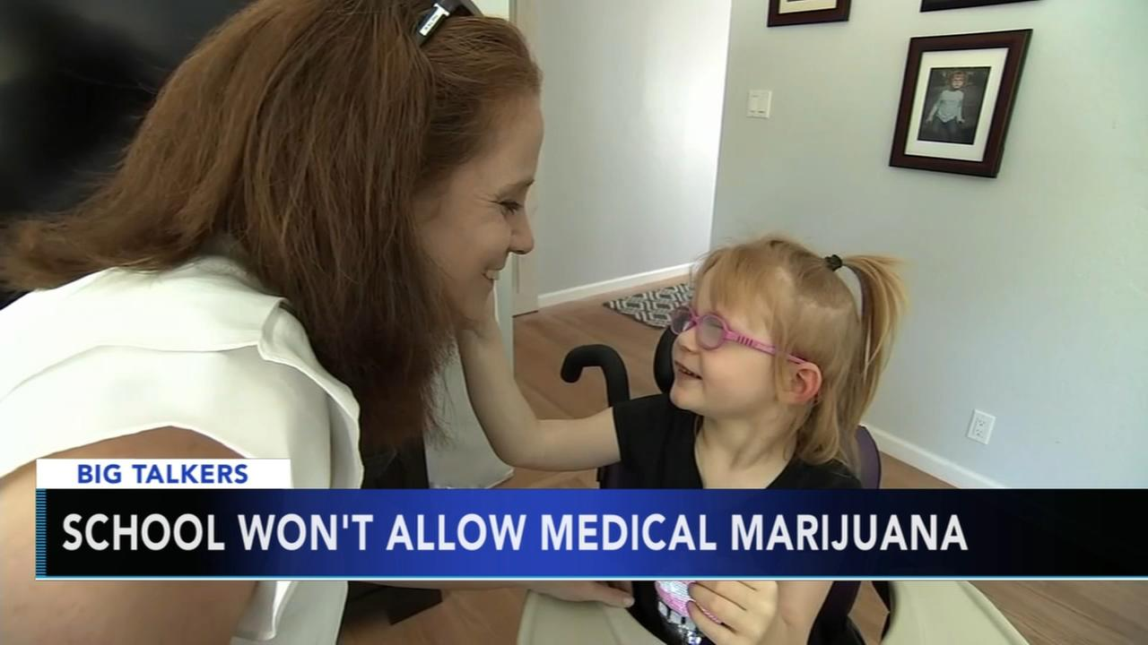 California family fights school to allow daughters medical marijuana