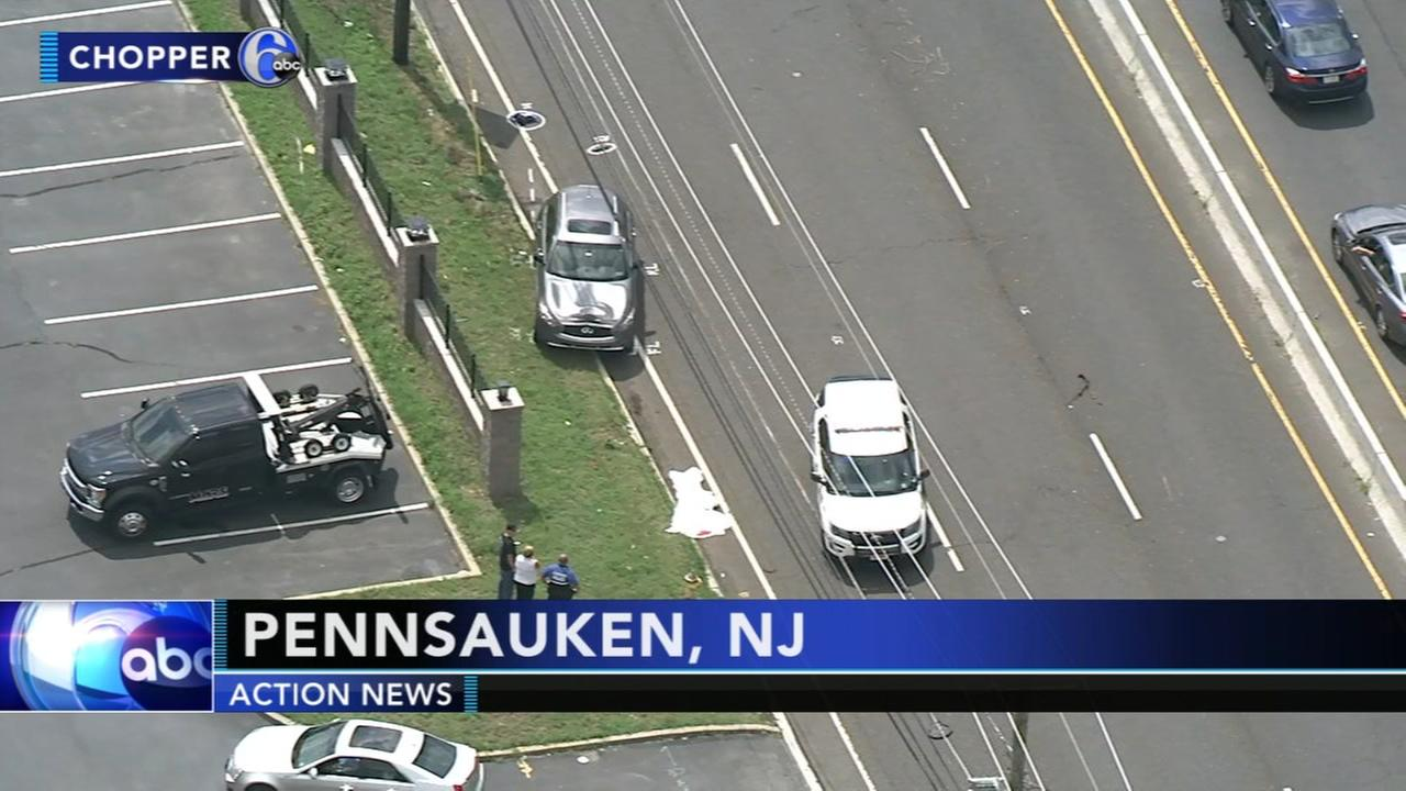 Man struck and killed on Route 73 in Pennsauken