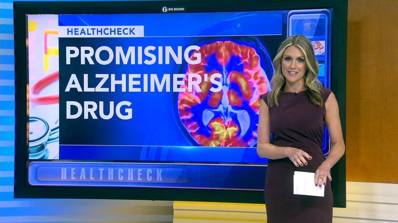 Hopes rise again for a drug to slow Alzheimers disease