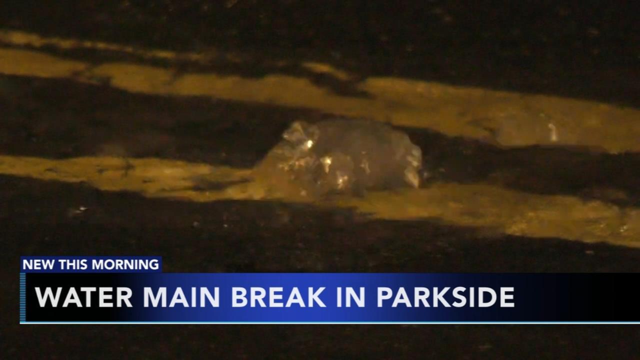 Repairs to begin on water main in Parkside