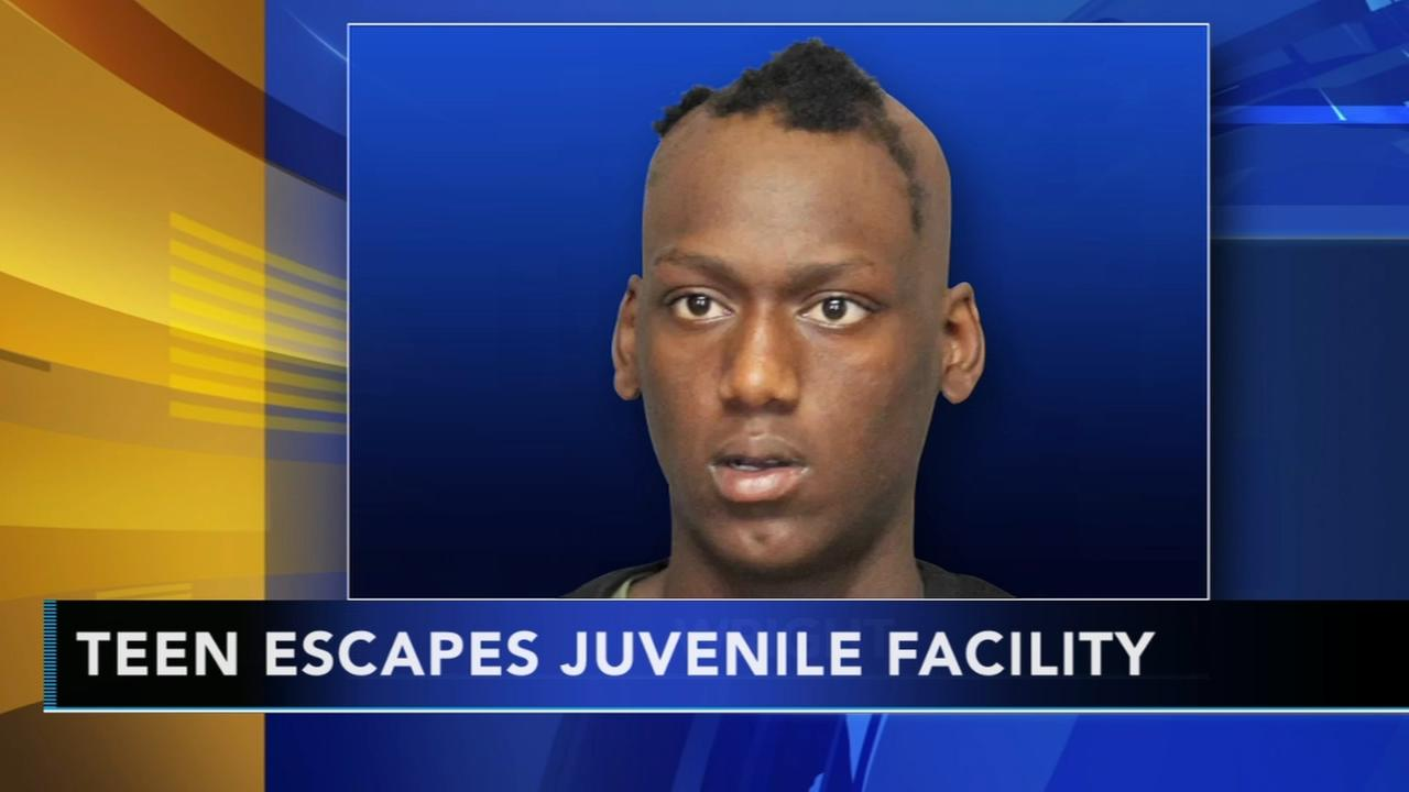 Juvenile escapes from Wilmington detention facility