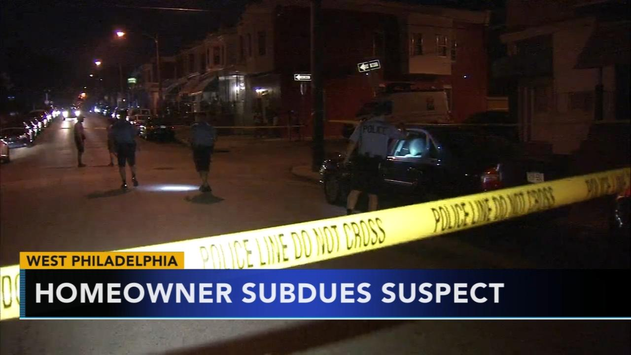 Police: Accused killer assaults officers, steals cruiser in West Philadelphia