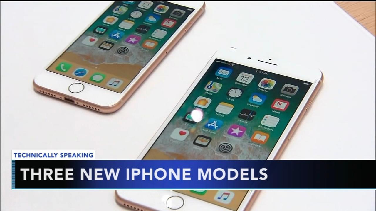 Apple reveals new iPhone models