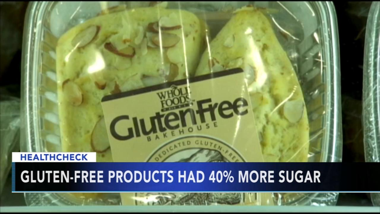 Study shows gluten-free foods for kids have questionable nutritional value