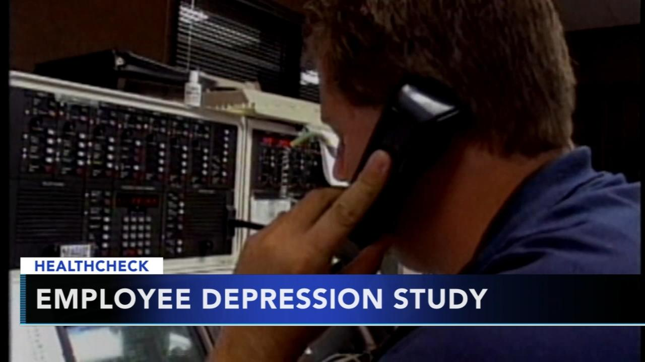 Employees with depression less likely to take off with manager support, study says
