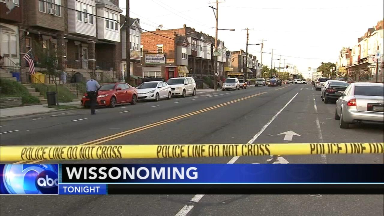 Man critical after being shot on Torresdale Avenue