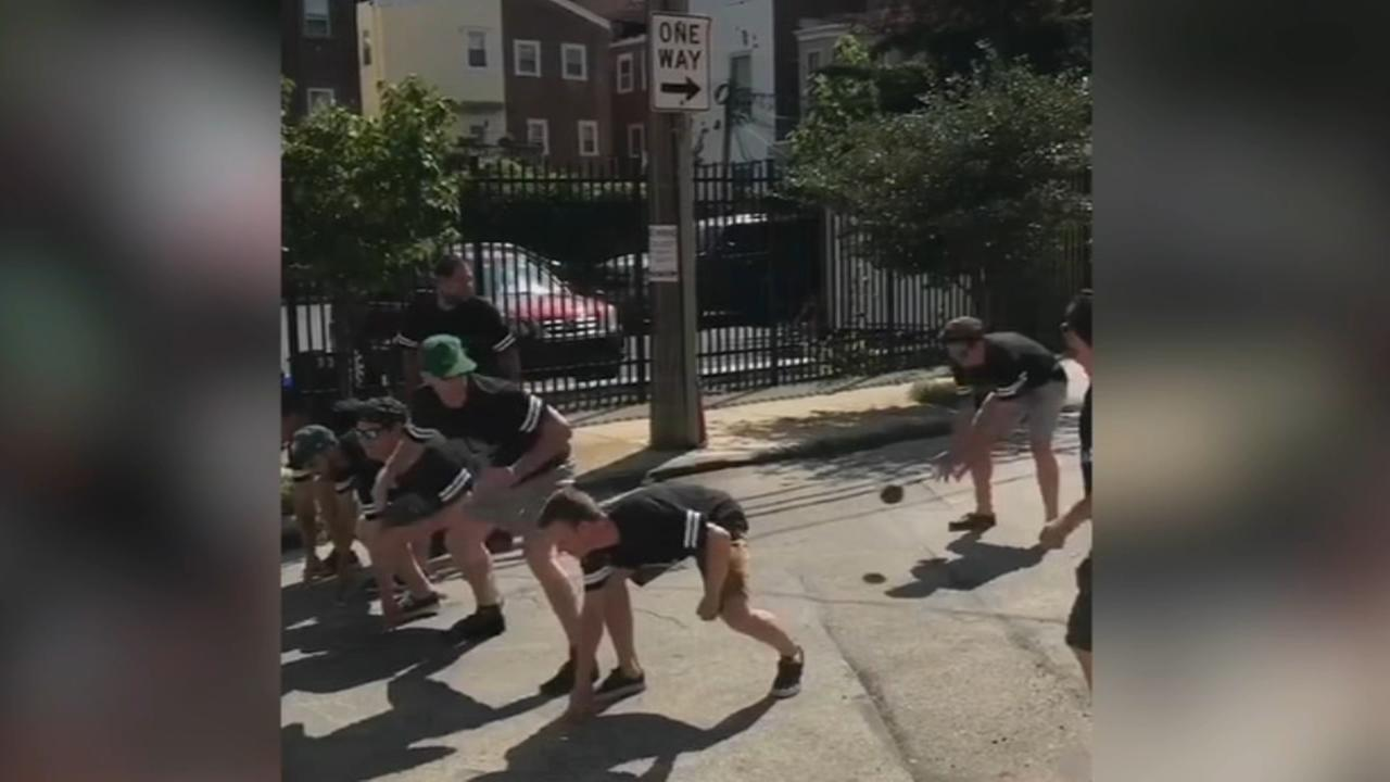 Eagles fans plan Philly Special gender reveal