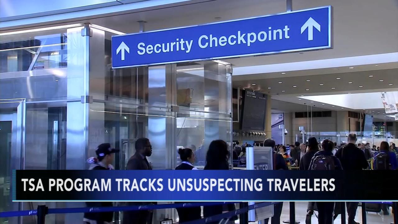 TSA quiet skies program tracks unsuspecting travelers