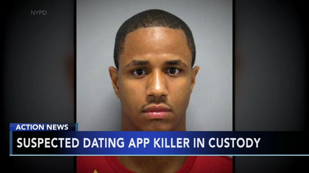 Suspected dating app killer in custody