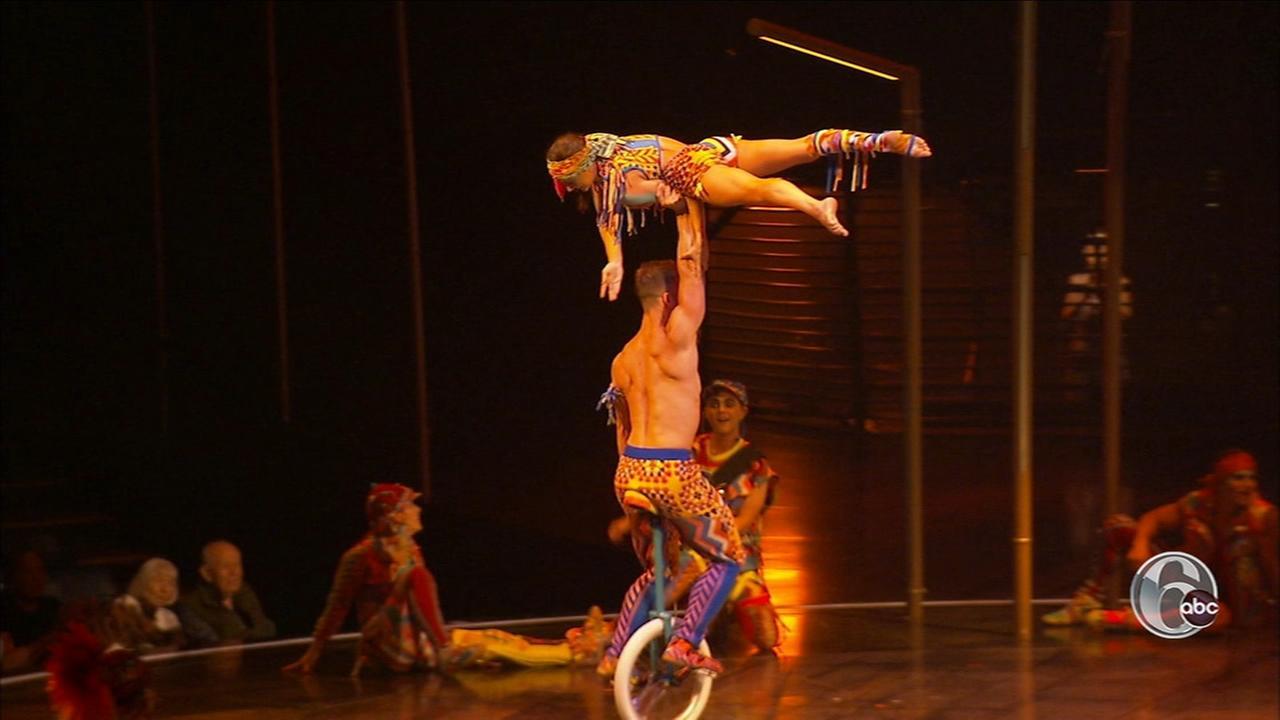 FYI Philly: Cirque Volta