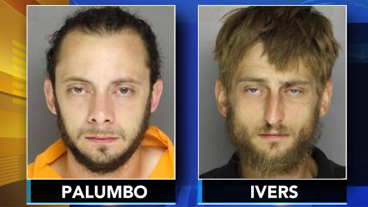 Off-duty officer allegedly catches car break-in suspects red-handed in Bensalem
