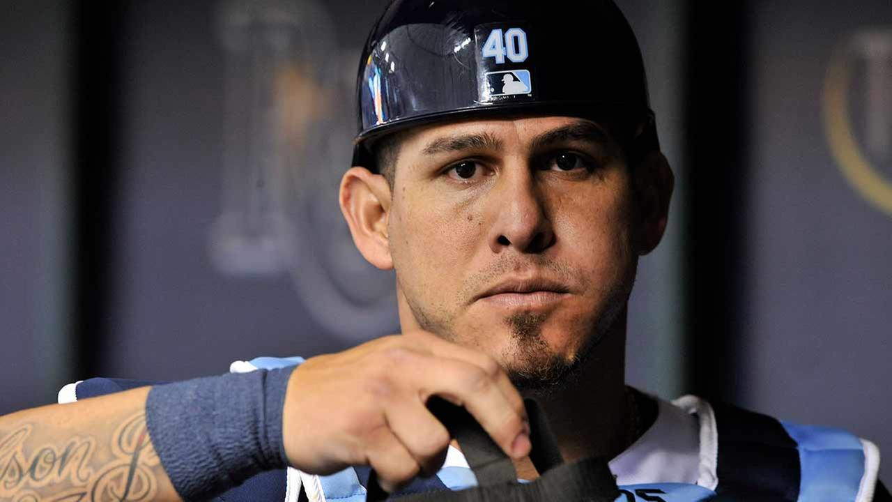 MLB Trade Deadline: Phillies Acquire All-Star Catcher Wilson Ramos From Rays