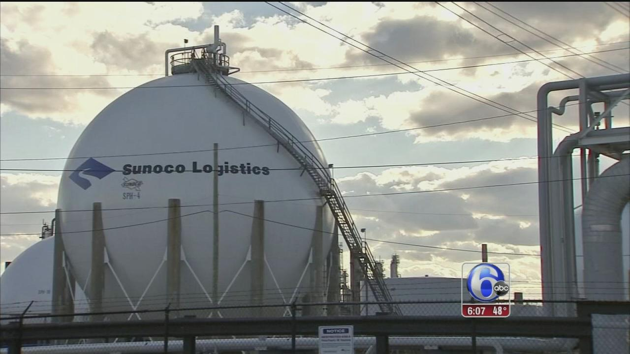 VIDEO: Sunoco bringing pipeline project to Marcus Hook