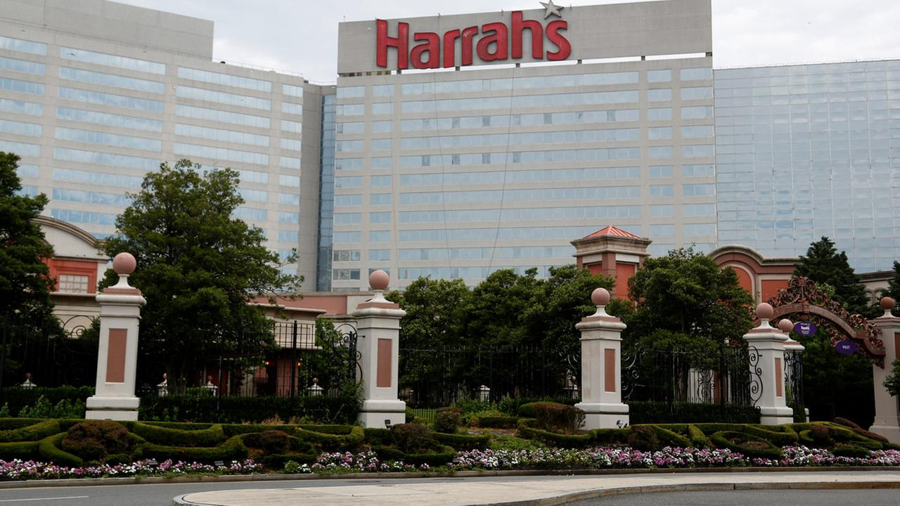 Harrahs Resort is seen in Atlantic City, N.J., Monday, June 19, 2017.