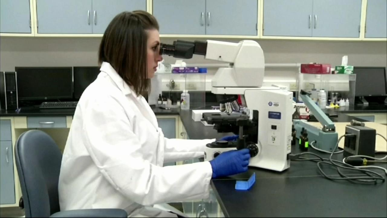 Delaware gets help with backlog of untested rape kits